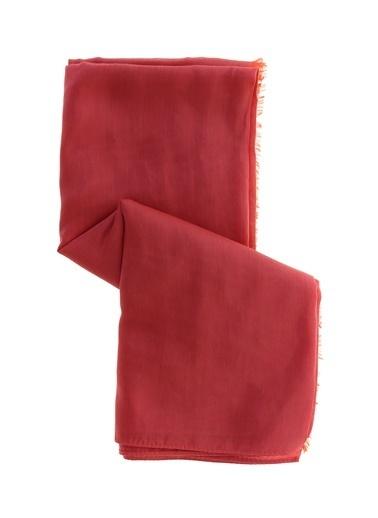 Aker Esarp Şal Kırmızı
